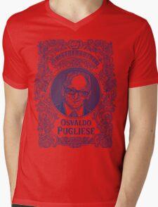 Osvaldo Pugliese (in blue) Mens V-Neck T-Shirt