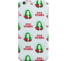 Girls' Generation Sooyoung Love & Peace  iPhone Case/Skin
