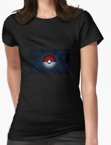 PokéSpace Womens Fitted T-Shirt