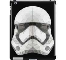 White Helmet  iPad Case/Skin