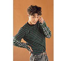 EXO Lay Lucky Photographic Print