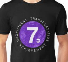 7 Train Unisex T-Shirt