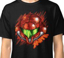 Samus helmet Classic T-Shirt
