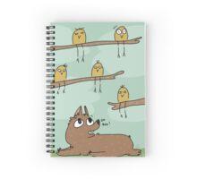 Tiny friends  Spiral Notebook