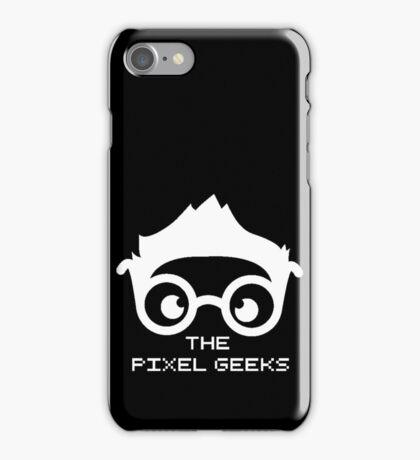 The Pixels Geek  iPhone Case/Skin