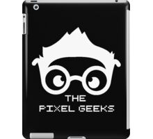 The Pixels Geek  iPad Case/Skin