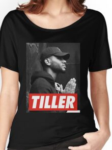 bryson tiller Women's Relaxed Fit T-Shirt
