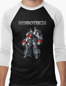 Robotech one Men's Baseball ¾ T-Shirt
