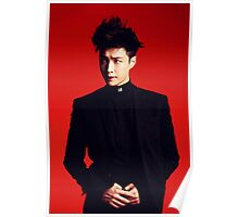 EXO Lay Monster Poster