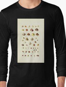 Thesaurus conchyliorum Monographs of genera of shells George Brettingham Sowerby 1887 V1-V5 001 Long Sleeve T-Shirt
