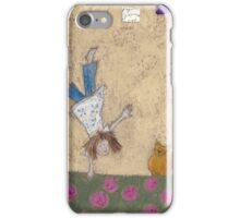 Acrobatics  iPhone Case/Skin