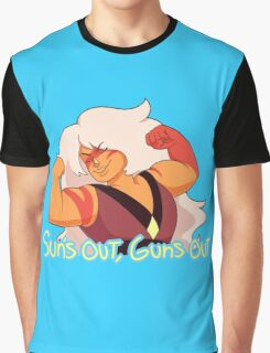 Sun's Out, Guns Out Graphic T-Shirt