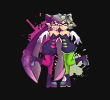 splatoon squid sisters Womens Fitted T-Shirt