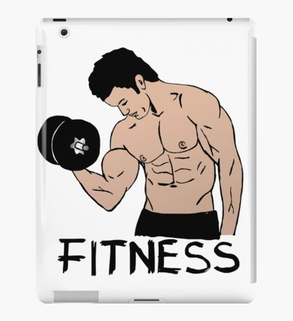 Fitness iPad Case/Skin