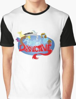 A Different Dispective Logo Graphic T-Shirt