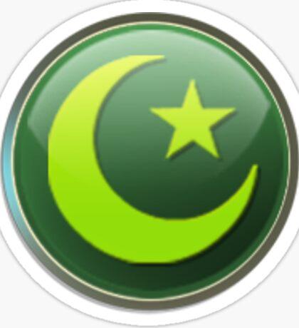 Civilization V Arabia Emblem Sticker Sticker