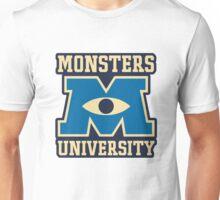 monster university logo Unisex T-Shirt