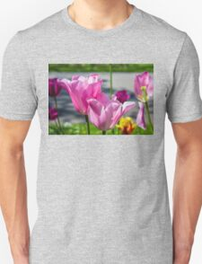 Tulips from Amsterdam Unisex T-Shirt