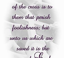 Power of the cross Journal by Audrey Woods