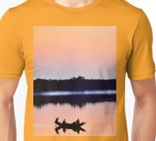 Sunset Boating Unisex T-Shirt