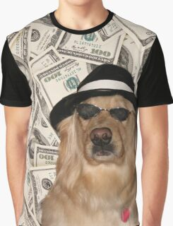 Rich Dog, Doggo #3 Graphic T-Shirt