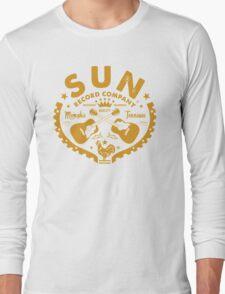 SUN Records Long Sleeve T-Shirt