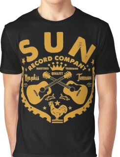 SUN Records Graphic T-Shirt