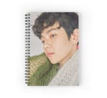 lucky one baekhyun Spiral Notebook