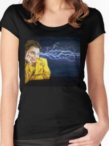 If Looks Could Kill Women's Fitted Scoop T-Shirt