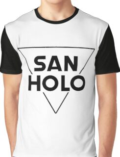 San Holo Graphic T-Shirt