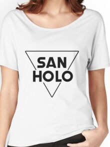 San Holo Women's Relaxed Fit T-Shirt
