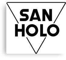 San Holo Canvas Print