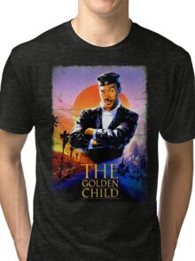The Golden Child Tri-blend T-Shirt