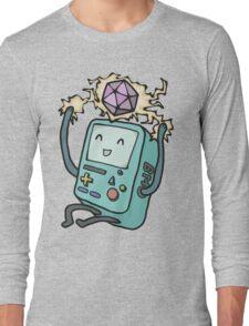 BMO loves D&D Long Sleeve T-Shirt