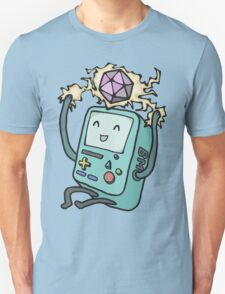BMO loves D&D Unisex T-Shirt