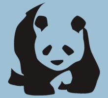 Panda 2 Baby Tee