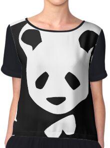 Panda 2 Chiffon Top