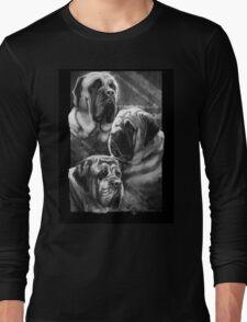 English Mastiffs Long Sleeve T-Shirt