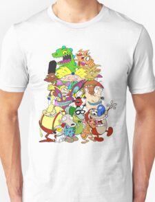 Nick Friends! Unisex T-Shirt