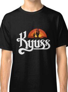 Kyuss Logo Classic T-Shirt