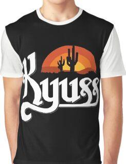 Kyuss Logo Graphic T-Shirt