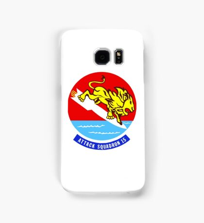 VFA-15 Valions Patch Samsung Galaxy Case/Skin