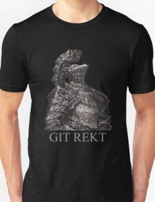 git rekt dark soul Unisex T-Shirt