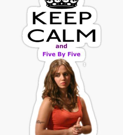 Buffy Faith Eliza Dushku Sticker