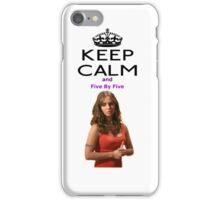 Buffy Faith Eliza Dushku iPhone Case/Skin