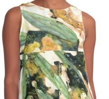 The last leaves fall Contrast Tank