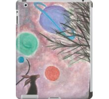 Watching the Planets iPad Case/Skin