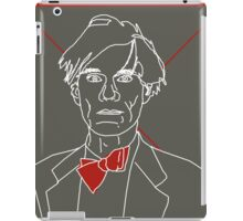 Andy Warhol red bow tie iPad Case/Skin