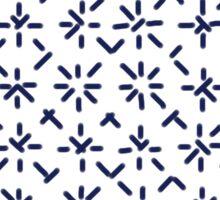 Sashiko 5 Sticker