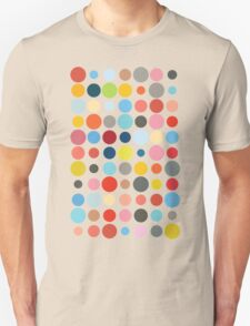 Tangled Up In Colour Unisex T-Shirt
